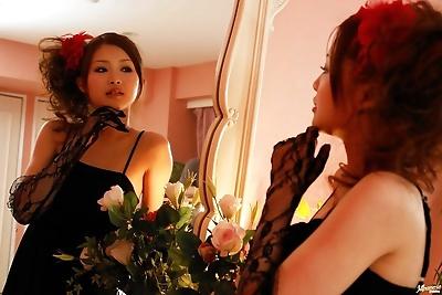 Asian cutie suzuka ishikawa..