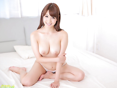 Sex with a japanese babe -..