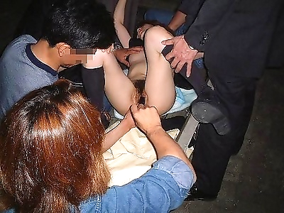 horny Asiatique GF rugueux baisée
