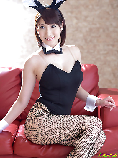 Japanese girl dressed in a..