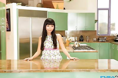 Hot Asian girl Marica Hase..