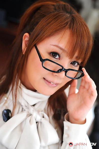 Adorable Japanese model..