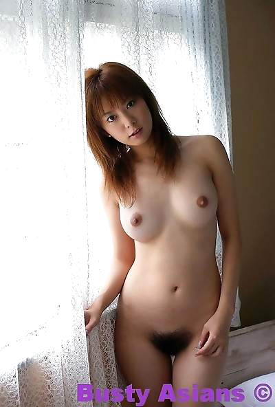 Miyu momoko posing in the..