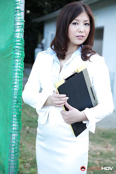 Sweet teacher jun sena shows..