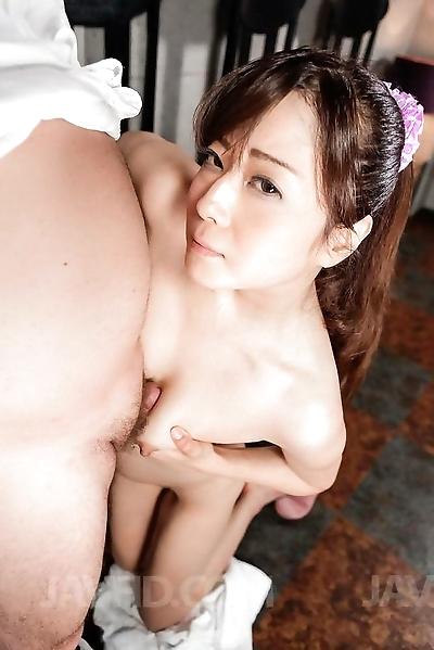 Asian chick mizuki ogawa..