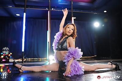 Sally yoshino displays her body - part 2730